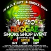 Smoke Shop 420 Reggae Smoke Shop Event