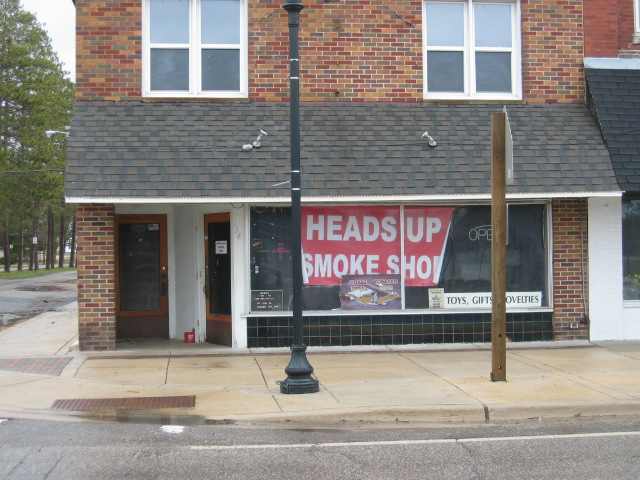 HEADS UP SMOKE SHOP