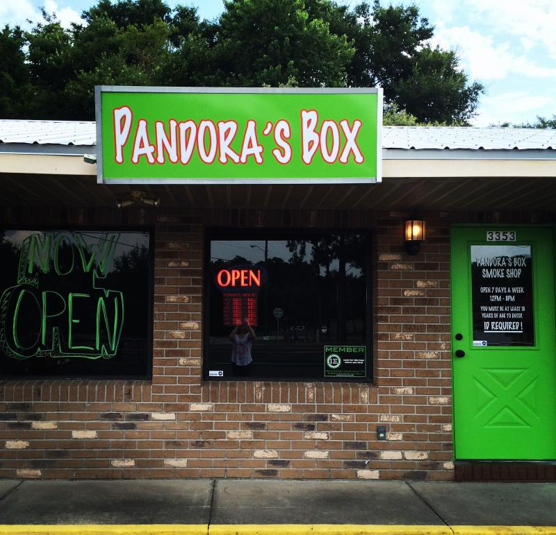 Pandora's Box Tobacco Shop